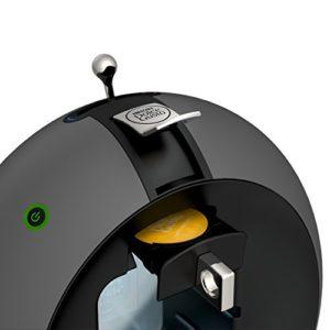 Krups Nescafé Dolce Gusto Circolo Kaffeekapselmaschine, KP 5010, manuell, Charcoal Grey - 3