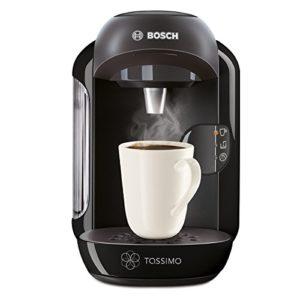 Bosch TAS1252 Tassimo Multi-Getränke-Automat VIVY (kompakte Gerätemaße, Getränkevielfalt, vollautomatische 1-Knopf-Bedienung), real black - 6