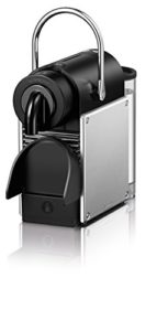 Kapselmaschine Test DeLonghi EN 125.S Nespressomaschine (1260 Watt, 0,7 Liter, Pixie Electric Aluminium) silber - 6