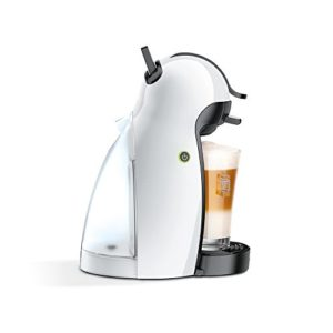DeLonghi EDG 100.W Nescafé Dolce Gusto Piccolo Kaffeekapselmaschine (manuell) weiß - 5